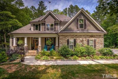 Wake Forest Single Family Home For Sale: 3582 Claude Court