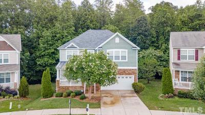 Fuquay Varina, Holly Springs Single Family Home For Sale: 1613 Essexwood Drive