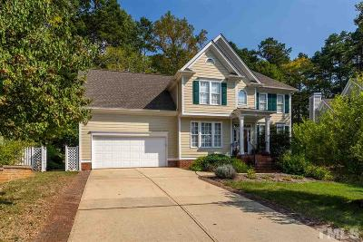 Raleigh Single Family Home For Sale: 7908 Mayapple Place