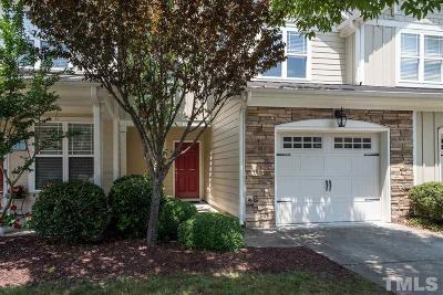 Wake Forest Townhouse Contingent: 1121 Willowgrass Lane
