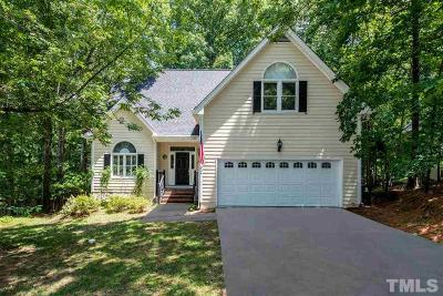 Wake County Single Family Home For Sale: 904 Bromley Way