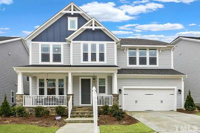 Wake Forest Single Family Home Contingent: 508 Old Dairy Drive
