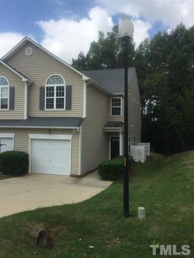 Clayton Single Family Home For Sale: 345 Woodson Drive