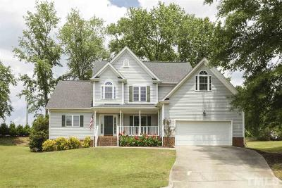 Apex Single Family Home For Sale: 1704 Ashbark Court
