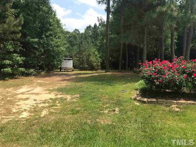 Angier Residential Lots & Land For Sale: 89 Carrousel Court