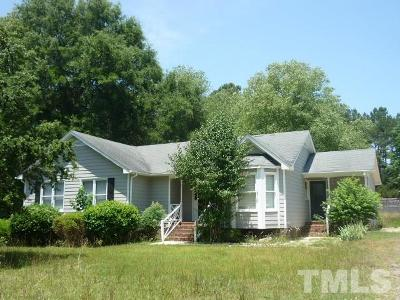 Johnston County Rental For Rent: 2329 Hemlock Circle