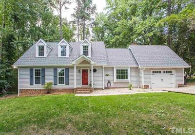 Raleigh Single Family Home For Sale: 2704 Smokey Ridge Road