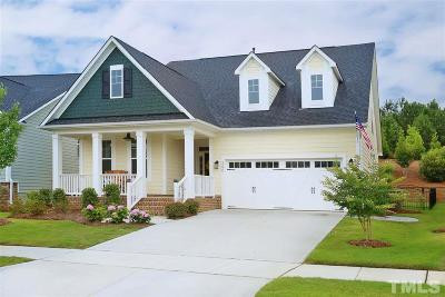 Holly Springs Single Family Home For Sale: 260 Lucky Ribbon Lane