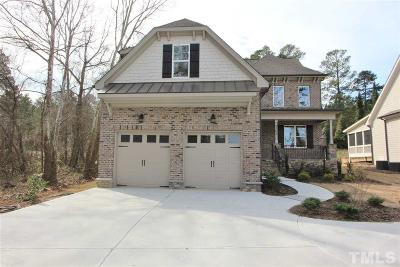 Wake Forest Single Family Home For Sale: 9701 San Remo Place