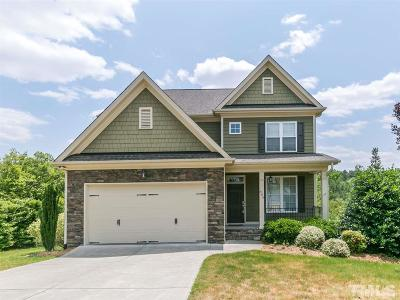 Heritage Single Family Home Contingent: 845 Stroud Circle