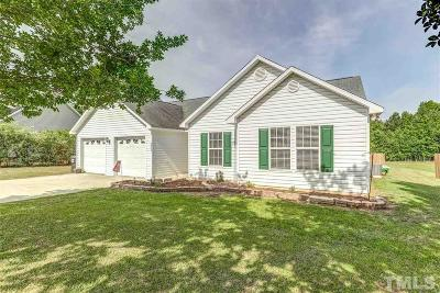 Willow Spring(s) Single Family Home For Sale: 2555 White Memorial Church Road