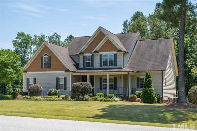 Clayton Single Family Home For Sale: 255 Cedardale Court