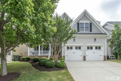 Cary Single Family Home Contingent: 709 Antrim Meadow Lane