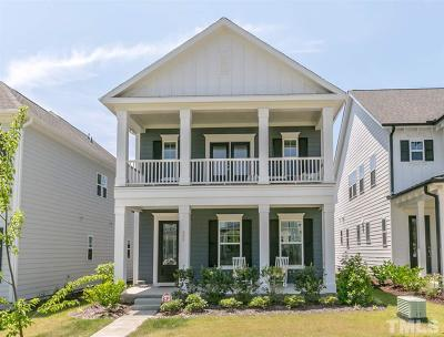 Wake Forest Single Family Home For Sale: 305 Brookboro Drive