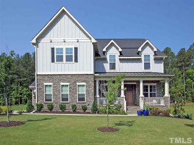 Chatham County Single Family Home For Sale: 737 Peninsula Forest Place
