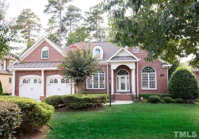 Wake Forest Single Family Home For Sale: 10108 San Remo Place