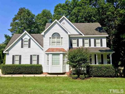 cary Single Family Home For Sale: 101 Gwinnett Place