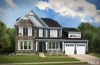 Durham Single Family Home Pending: Crested Jay Drive #Lot 80