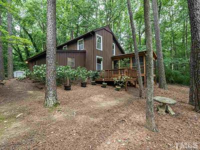 Wake County Single Family Home For Sale: 1625 Farlow Road