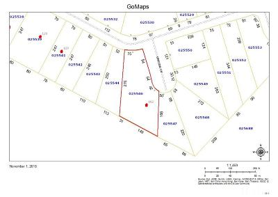 Franklin County Residential Lots & Land For Sale: 102 Oneida Cove
