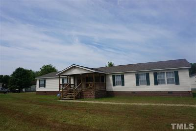 Angier Manufactured Home Pending: 301 Youngs Road
