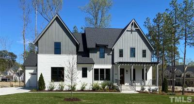 Apex Single Family Home For Sale: 1916 Autumn Shade Drive