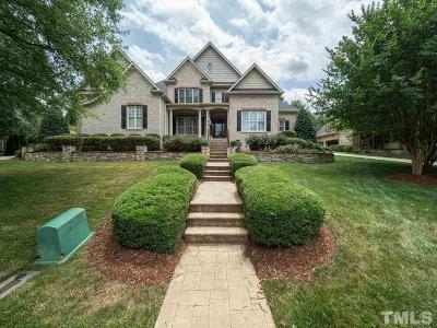 Cary Single Family Home For Sale: 502 Devonhall Lane
