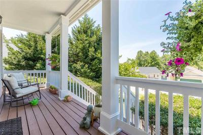 Apex Single Family Home Contingent: 817 Shackleton Road