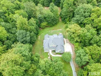 Chapel Hill Single Family Home For Sale: 384 Tall Oaks Road