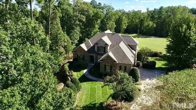 Chatham County Single Family Home For Sale: 40 Wood Duck Court