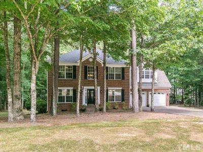 Granville County Single Family Home For Sale: 45 Woodcroft Drive