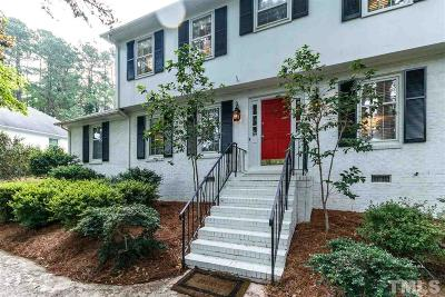 Raleigh Single Family Home For Sale: 4826 North Hills Drive