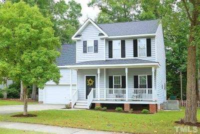 Apex Single Family Home Contingent: 211 Chapel Valley Lane