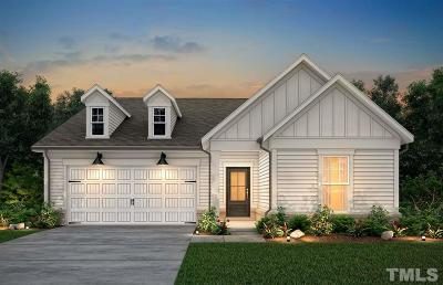 Apex Single Family Home For Sale: 2536 Kylewynd Place #WB Lot 1