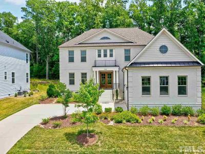 Raleigh Single Family Home For Sale: 5916 Bellona Lane