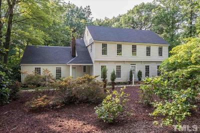 Raleigh Single Family Home For Sale: 700 Blenheim Drive