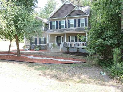 Single Family Home For Sale: 436 Stone Cross Drive