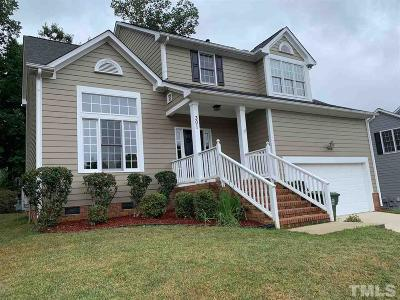 Cary Single Family Home For Sale: 301 Stromer Drive