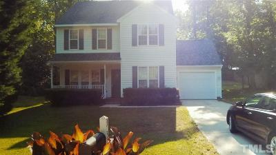 Holly Springs Rental For Rent: 333 Birdsong Way