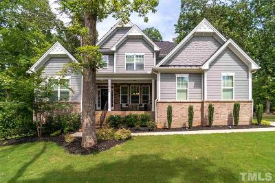 Chatham County Single Family Home For Sale: 354 Crimson Way