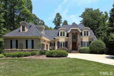 Chatham County Single Family Home For Sale: 268 Davis Love Drive