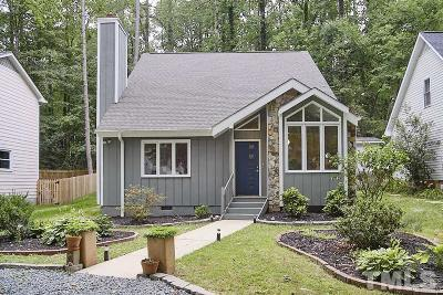 Durham County Single Family Home Contingent: 3210 Stanford Drive