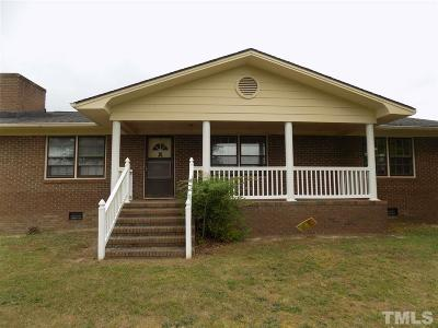 Louisburg Rental For Rent: 175 W.e. Rowe Lane