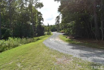 Durham County Residential Lots & Land For Sale: 712 Clausun Drive