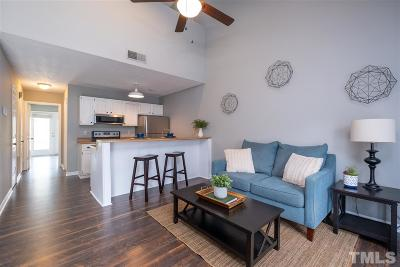 Durham County Townhouse Pending: 49 Justin Court