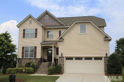 Cary Single Family Home For Sale: 512 Willow Thicket Court