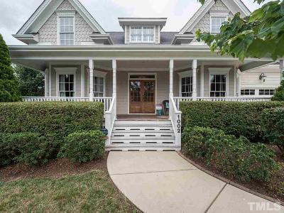 Knightdale Single Family Home For Sale: 1002 Cambridge River Court