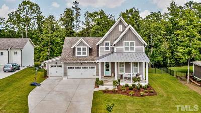 Holly Springs Single Family Home For Sale: 513 Ancient Oaks Drive