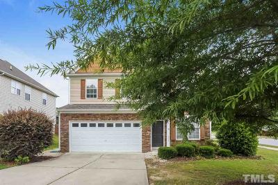 Wake Forest Single Family Home For Sale: 349 Trout Valley Road