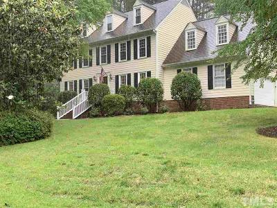 Cary Single Family Home For Sale: 100 Cunningham Court